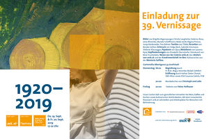 1920-2019 Vernissage in der Albertgasse 33