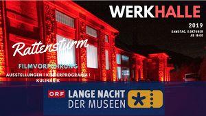 WERKHALLE goes Lange Nacht der Museen