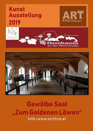 Internationale Kunst Ausstellung 2019 in Ehrenhausen a.d.W.
