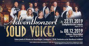 Adventkonzert mit Solid Voices