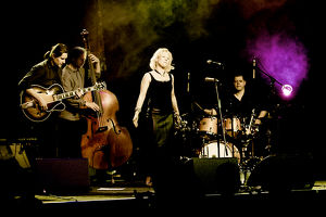 Michaela Rabitsch & Robert Pawlik - Quartet im Cafe Schopenhauer