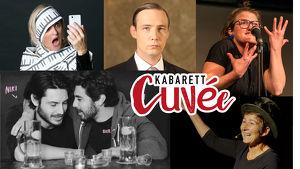 Kabarett Cuvée - Ein Abend Vier Acts