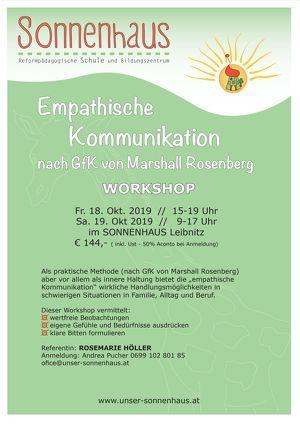 Empathische Kommunikation Workshop