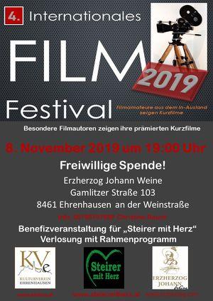 4.Internationales Filmfestival 2019