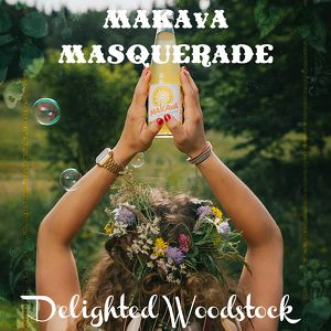 MAKAvA Masquerade - Delighted Woodstock