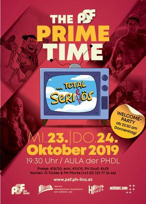 The PSF Prime Time ...total seri(e)ös