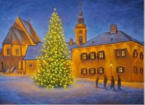 Ruster Adventmeile - Christkindlmarkt