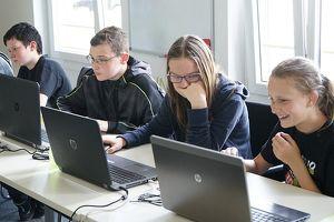 COUNT IT Programmierschule für Kinder (kostenlos)