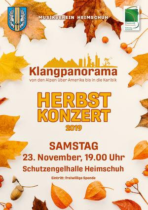 Herbstkonzert Musikverein Heimschuh