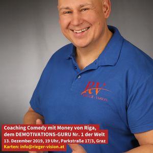 Coaching-Comedy - mit dem Demotivations-Guru Nummer 1 :)