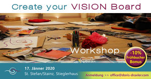 Create your Vision Board Workshop