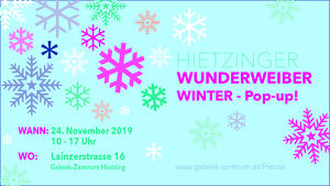Hietzinger Wunderweiber Winter Pop up