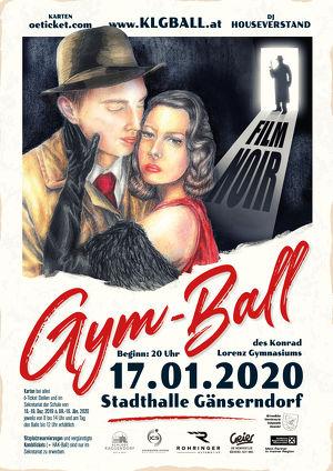 68. BALL des Konrad Lorenz Gymnasiums Gänserndorf