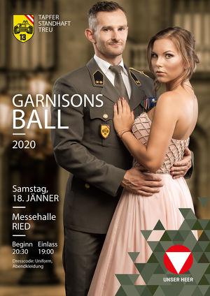Garnisonsball 2020