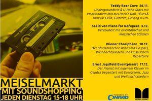 Meiselmarkt Sound Shopping