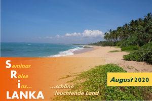 Infoabend Seminarreise Sri Lanka
