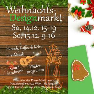Weihnachts-Designmarkt