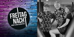 FREITAGNACHT des Boogie Woogie Katharina Alber & Friends