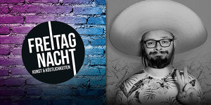 FREITAGNACHT presents Dinner & Comedy GABRIEL Castañeda's BEST OF - Chili Chili!