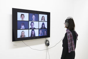 DIREKTORINFÜHRUNG mit Nina Tabassomi zur Ausstellung LACHEN