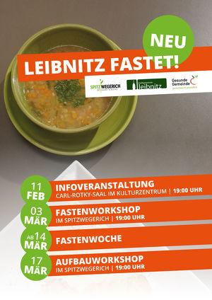 Aufbauworkshop im Spitzwegerich Leibnitz - LEIBNITZ FASTET!