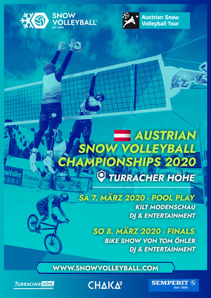 Austrian Snow Volleyball Championships