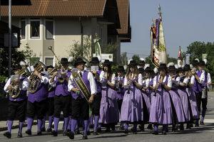 Musikfest der TMK Perwang am Grabensee