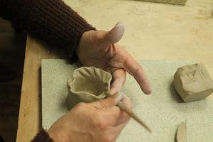 Eine Reise mit Keramik