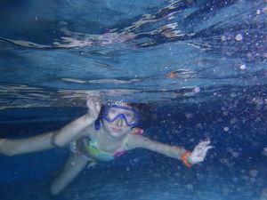 Intensivschwimmkurs Semesterferien