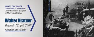 Walter Kratner_Arbeiten auf Papier