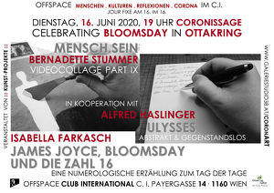 Bloomsday in Ottakring 2020