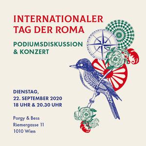 Harri Stojka - Internationaler Tag der Roma