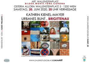 Kathrin Kienel-Mayer – Urbanes Bunt. Brigittenau