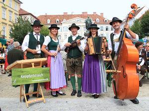 Steirische Knöpferlstreich Festsaal Neuberg
