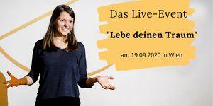 """Live-Event """"Lebe deinen Traum"""""""
