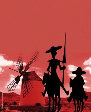Der Mann Von La Mancha - ABGESAGT
