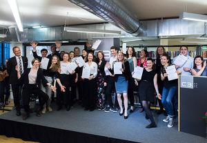 C3-Award 2020. Preisverleihung für herausragende Vorwissenschaftliche (Diplom-)Arbeiten