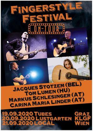 Fingerstyle Festival on Tour - im LustGARTEN