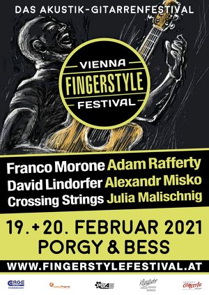 Vienna Fingerstyle Festival 2021