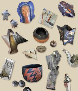 """Jahresausstellung """"Analog"""" - Keramik der 1980er"""