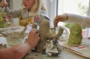 "Kinder Keramik Kurs ""Türme"""