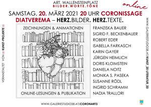 Konfrontation mit dem menschlichen Herz in Kunst und Literatur!