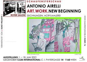 Schaufensterschau Antonio Airelli