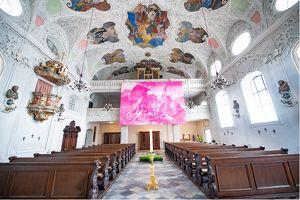 GEBT MIR BILDER! Spitzenwerke zeitgenössischer Kunst in Kirchen – Eine Ausstellung zum Petrus-Canisius-Jahr in Innsbruck und Hall in Tirol
