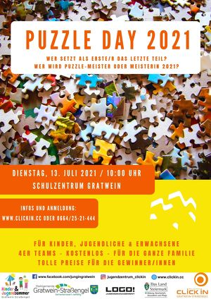 Puzzle Day 2021