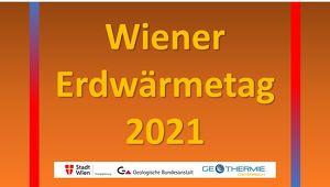Wiener Erdwärmetag 2021