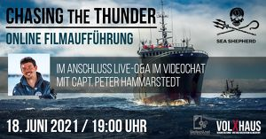 Filmvorführung: Chasing the Thunder