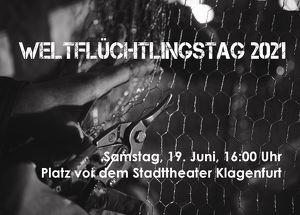 Weltflüchtlingstag 2021 - Wochenende für Moria in Kärnten / Koroška