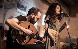 Basma Jabr & Orwa Saleh - The Songs We Still Remember