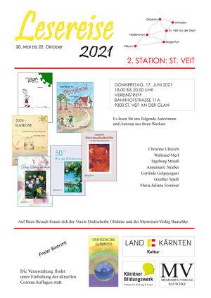 Lesereise 2021 - 2. Station